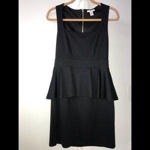 Bar III Bodycon Peplum Dress